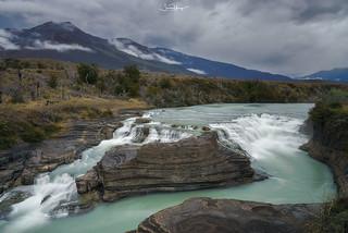 Cascades Paine