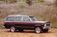 1978 Jeep Wagoneer 4 Door 4X4 SUV (coconv) Tags: car cars vintage auto automobile vehicles vehicle autos photo photos photograph photographs automobiles antique picture pictures image images collectible old collectors classic ads ad advertisement postcard post card postcards advertising cards magazine flyer prestige brochure dealer 1978 jeep wagoneer 4 door 4x4 suv 78 amc american motors