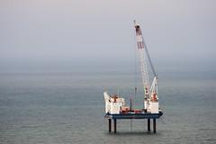 Drilling Platform (Keith Grafton) Tags: stbeesfleswickbaybirds jack up rig drilling irishsea energy coast