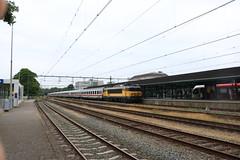 NS 1752 met Berlijner te apeldoorn (vos.nathan) Tags: ns nederlandse spoorwegen apd apeldoorn ic berlijn 1700 1752