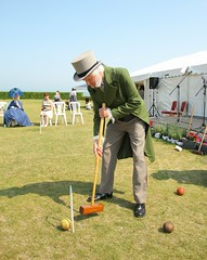 FUNK9232 (Graham Ó Síodhacháin) Tags: broadstairsdickensfestival 2017 croquet victorian dickensian charlesdickens