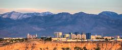 The Las Vegas Strip (ap0013) Tags: las vegas nevada lasvegas lasvegasnevada strip mountain lasvegasstrip thestrip desert sunrise morning