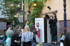 photoset: Kunst Haus Wien - Garage: No Hope No Fear - Projekte zu Mut und Unerschrockenheit (19.5. - 18.6.2017, Eröffnung)