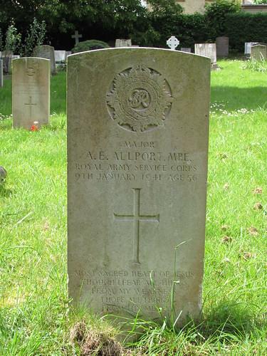 Salisbury: Devizes Road Cemetery (Wiltshire)