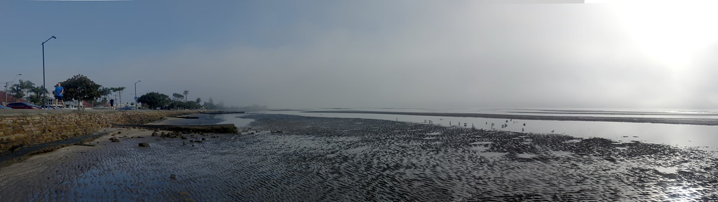 Misty May Morn Panorama Sandgate (3)