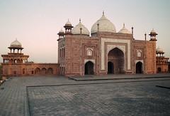 Agra - Taj Mahal - Mihman Khana