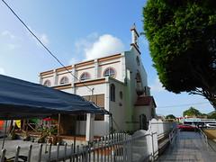 San Isidro Labrador Church (jimmywayne) Tags: maunabo sanjuan puertorico historic church iglesias plaza downtown municipio municipality sanisidrolabrador