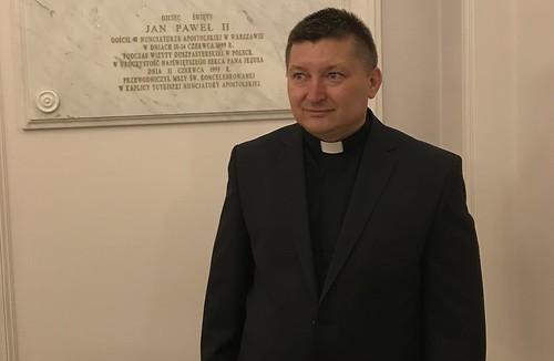 Abp Andrzej Józwowicz, nuncjusz apostolski w Rwandzie