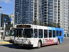 York Region Transit 334 (YT | transport photography) Tags: york region transit yrt new flyer d40lf bus