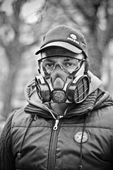 The Man and His Art / Belgrade in Black&White (D. Cassarino Photography) Tags: beograd vojvodina serbia rs monochrome blackandwhite artist graffiti streetartist streetphotography streetshot streetportrait
