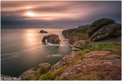End of the day (andy.muir12) Tags: bigstopper leefilters end cornwall sunset landsend