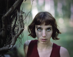 Wild Eyes (And Raseno) Tags: provia 100f fujifilm pentax 67 protrait 105mm takumar
