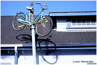 Hang Up Your Bike - Steveston XT4555e