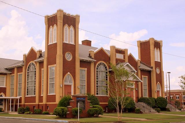Grant Street Church of Christ - Decatur, AL