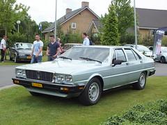 Maserati Quattroporte (peterolthof) Tags: concorsoitaliano boxtel 21052017 peterolthof maserati quattroporte
