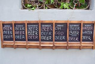 Beer Beer Beer - everyday Beer
