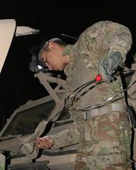 060117_B2_170514-A-QS455-004 (FortBraggParaglide) Tags: combinedjointtaskforce–operationinherentresolve cjtfoir cjflcc deployed iraq paratroopers 2ndbrigadecombatteam 82ndairbornedivision 2ndbct falcons falconbrigade 2ndbct82ndabndiv hamamalalil iq