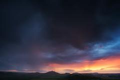 magic sky (Rainer Schund) Tags: magic sky nikon natur nature natureexploring naturemasterclass nikond4 sunset rain rainer rainerschund regen landschaft landscape sunrays