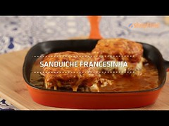 Sanduiche Francesinha à moda do porto (portalminas) Tags: sanduiche francesinha à moda do porto