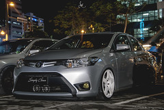 Toyota Vios (NCP150) (Justin Young Photography) Tags: cars manila philippines stancepilipinasmanilafitted toyota vios xp150 ncp150