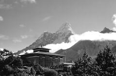 Nepal 45 (Richard Lehnert) Tags: tengboche nepal trekking amadablam