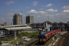 South West Trains Class 455849 (Luke Bowman's Photography) Tags: south west trains swt class 455 455849 clapham junction