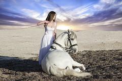 Sumisión (Ac Fotografos) Tags: acfotografos color caballos horses mujer woman sol sunrise