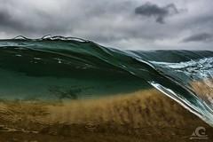 Mini Moody Sand Sucka (decompreSEAN) Tags: wave waveporn rx100v california centralcalifornia sand beach saltwater maygray maygrey ocean pacificocean