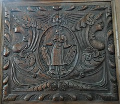 [51510] Tealby : Reredos (Budby) Tags: tealby lincolnshire church westlindseychurchesfestival altar reredos