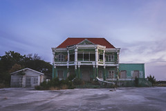 Abandoned (KD Robinson) Tags: view curacao color impressive travelphotography street city sony perspective a7ii landscape blue abandoned summer beautiful travel adventure sky wideangle architecture tall willemstad buildings decay detail curaçao cw