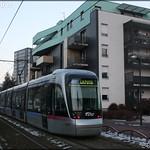 Alstom Citadis - Sémitag (Société d'Économie MIxte des Transports publics de l'Agglomération Grenobloise) / TAG (Transports de l'Agglomération Grenobloise) n°6011 thumbnail