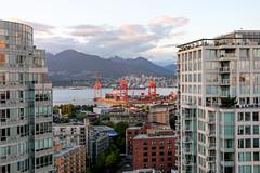 Cityscape - Vancouver, Canada (The Web Ninja) Tags: architecture canon canon70d downtown downtownvancouver explore explorebc landscape photo photography street travel vancity vancouver yvr