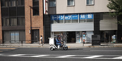 Akihabara _51 (Kinbachou48) Tags: akihabara tokio fujifilmx100s donquijote shopping byn maid idol akb48 tokiotower 東京都 秋葉原 ドン キホーテ メイド