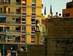 Puente de Piedra en Zaragoza (portalealba) Tags: zaragoza aragon españa ebro spain portalealba pentax pentaxk50 1001nights 1001nightsmagiccity