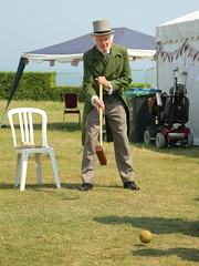 FUNK9225 (Graham Ó Síodhacháin) Tags: broadstairsdickensfestival 2017 croquet victorian dickensian charlesdickens