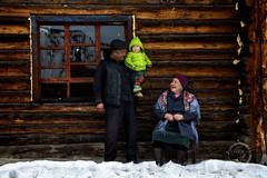 Cabin Portrait - Faces of Xinjiang