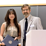 Sangyun Joung, Distinction in Psychology; Robert Wickesberg