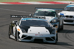 GT Cup ({House} Photography) Tags: msvr club car championships gt cup racing motorsport brands hatch uk kent fawkham gp circuit automotive sigma 150600 contemporary canon 70d housephotography timothyhouse lamborghini gallardo gt3 italian