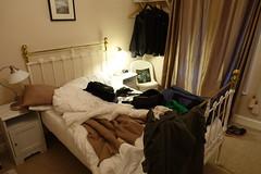 Bedroom (Sparky the Neon Cat) Tags: europe uk united kingdom gb great britain scotland scottish highland north ballachulish creag mhor lodge bedroom