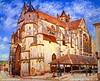 Eglise Moret sur Loing (3)