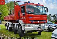 301[L]82 - SCKn Renault Kerax 420/ISS Wawrzaszek - JRG 1 Lublin (pawelbednarczyk) Tags: 305l82 301l 301l82 sckn renault kerax iss wawrzaszek bełżyce lubelskie lubelski lu63998 firedepartment firebrigade