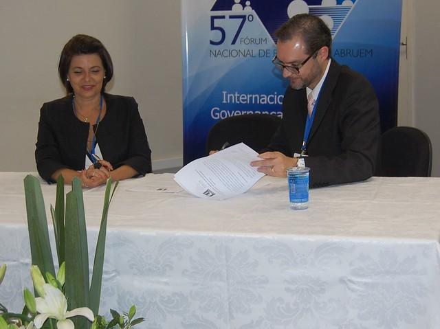 57º Fórum Nacional de Reitores da Abruem - Gerais