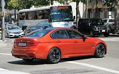 BMW M3 (F80) (SPV Automotive) Tags: bmw m3 f80 sedan exotic sports car orange
