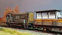 DG 09 (Trev 'Big T' Hurley) Tags: 09012 longlanewrd jocko shunting 00 00scale dcc loco model modelling
