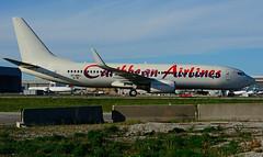9Y-MBJ (Caribbean Airlines) (Steelhead 2010) Tags: caribbeanairlines boeing b737 b737800 yyz 9yreg 9ymbj