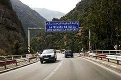 Wilaya de Blida ولاية البليدة (habib kaki) Tags: algérie algeria blida البليدة طريق route rn1