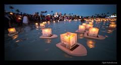 Lantern Floating Ceremony 2017 (madmarv00) Tags: alamoanabeachpark d600 lanternfloating memorialday nikon hawaii honolulu kylenishiokacom lanterns oahu ocean lanternfloatinghawaii