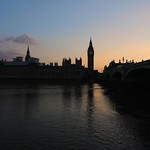 Westminster sunset thumbnail