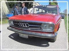 Audi 80 Variant, 1968 (v8dub) Tags: audi 80 variant 1968 schweiz suisse switzerland bleienbach german pkw voiture car wagen worldcars auto automobile automotive old oldtimer oldcar klassik classic collector