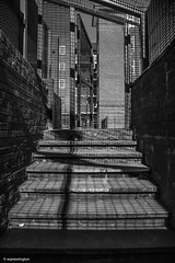 Doorway back to Reality Whitechapel © (wpnewington) Tags: dreams eastend whitechapel shadows london